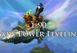wow power leveling 1-90