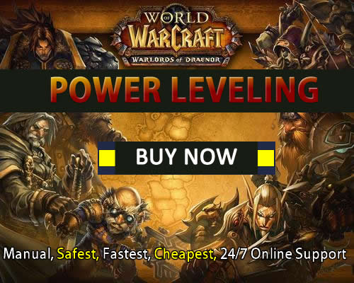 Professional Cheap WoW Power leveling Supplier