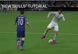 New Skills In FIFA 16