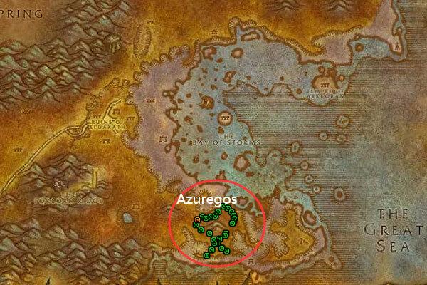 Azuregos
