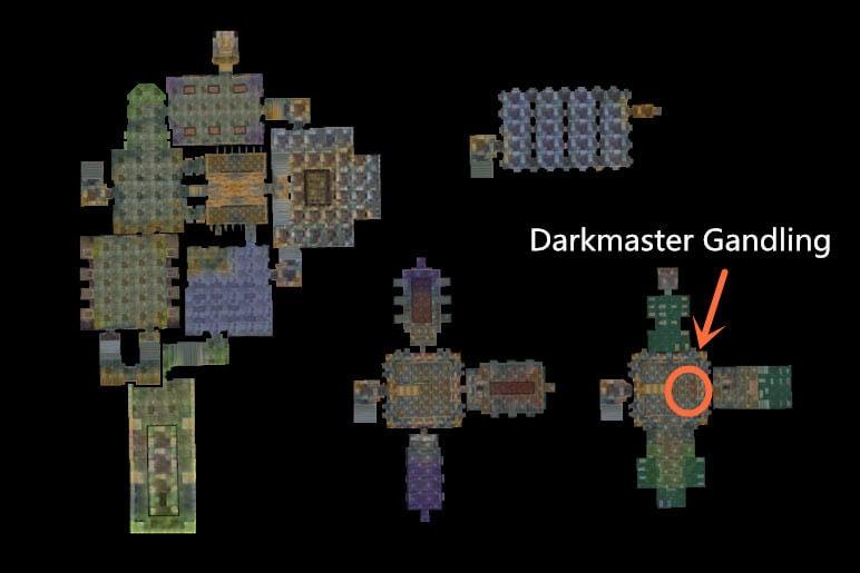 Darkmaster-Gandling