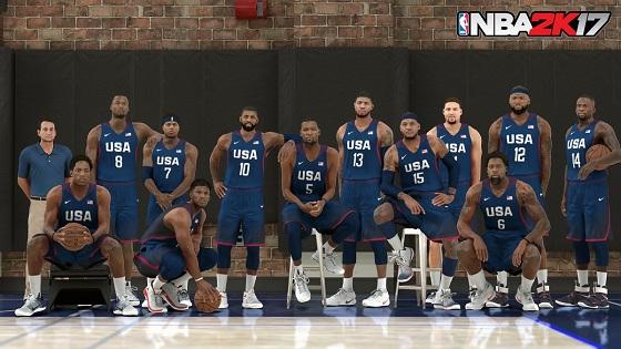 2016 Team US